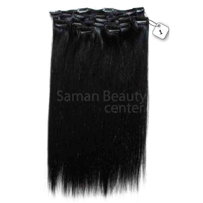 Clip-in Extensions Steil 55cm