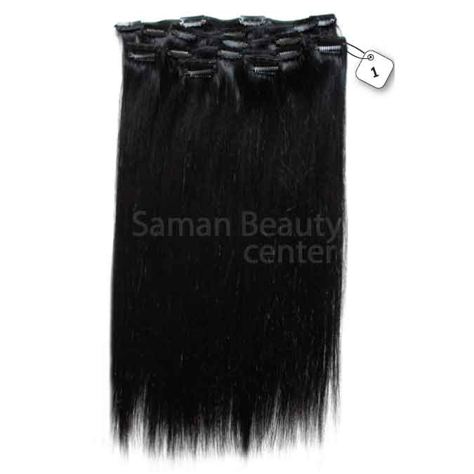 Clip-in Extensions Steil 45cm