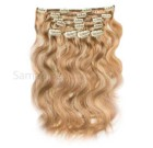 Clip-in Extensions Golvend 45cm