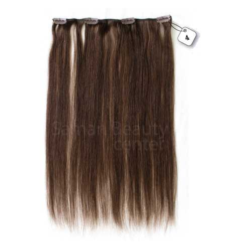 Clip in Extensions Single 45cm